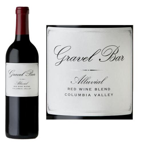 Gravel Bar Alluvial Columbia Valley Red Wine Washington