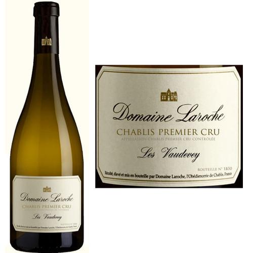 Domaine Laroche Chablis Premier Cru Les Vaudevey Chardonnay