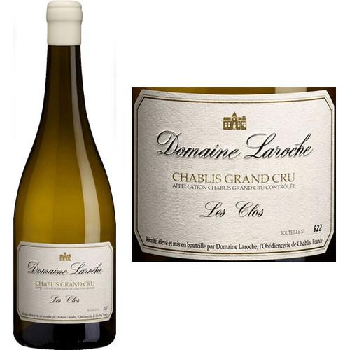 Domaine Laroche Chablis Grand Cru Les Clos Chardonnay