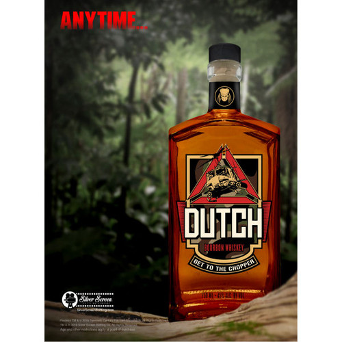 Dutch Bourbon Whiskey 750ml