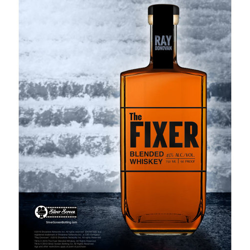 The Fixer Blended Whiskey 750ml