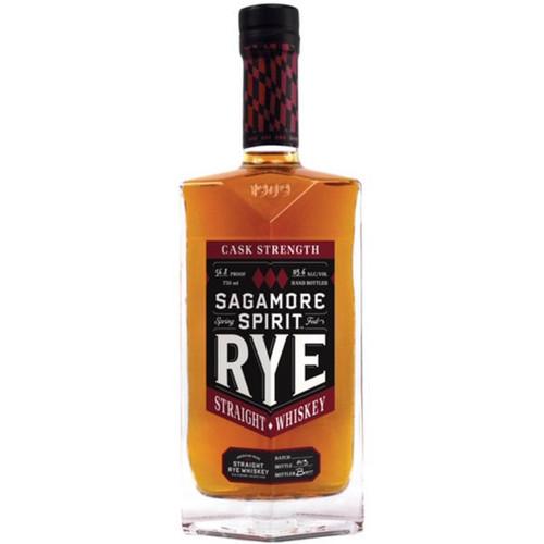 Sagamore Spirit Cask Strength Straight Rye Whiskey 750ml