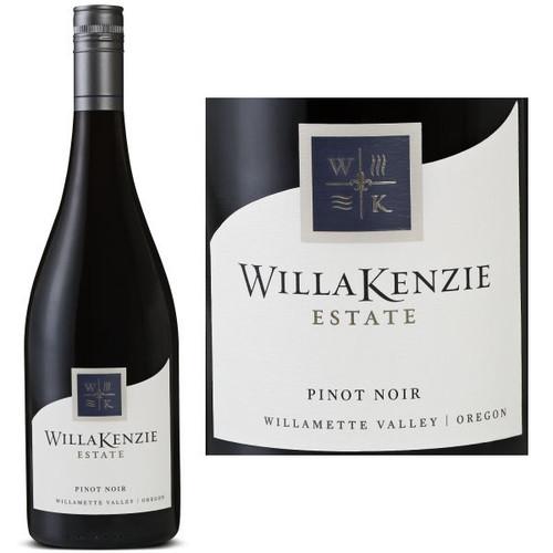 WillaKenzie Estate Willamette Valley Pinot Noir