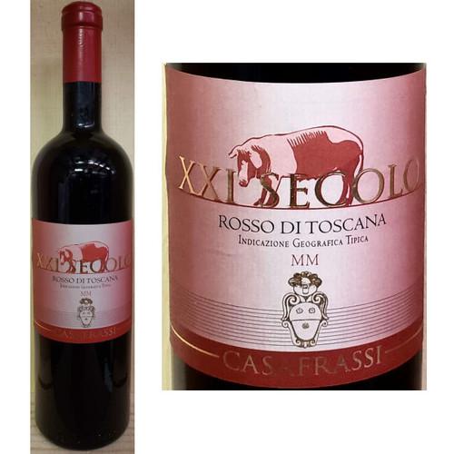 Cassafrassi XXI Secolo Rosso Di Toscana