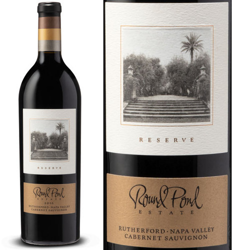 Round Pond Reserve Rutherford Cabernet