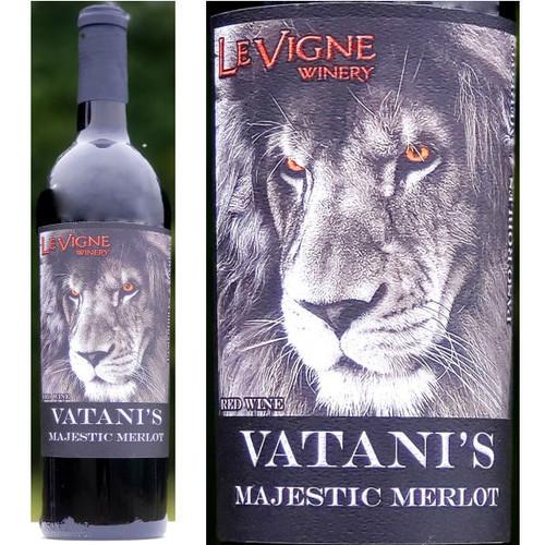 Le Vigne Vatani's Majestic Paso Robles Merlot