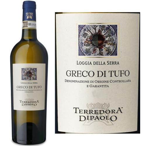 Terredora di Paolo Greco di Tufo Loggia della Serra DOCG