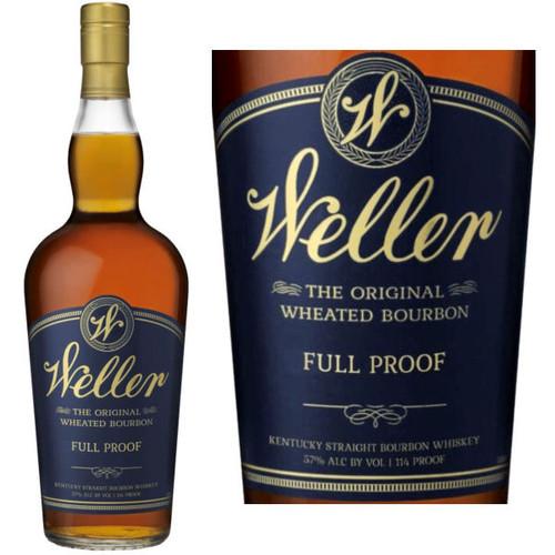 W.L. Weller Full Proof Bourbon Whiskey 750ml