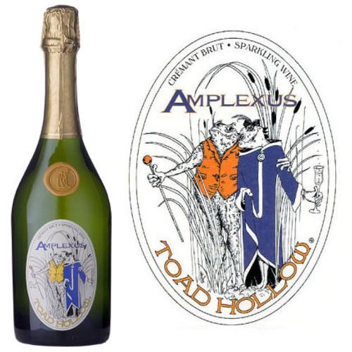 Toad Hollow Amplexus Cremant Brut Sparkling Wine Limoux-Languedoc NV