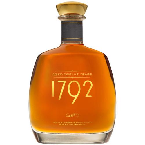 1792 Aged Twelve Years Kentucky Straight Bourbon Whiskey 750ml