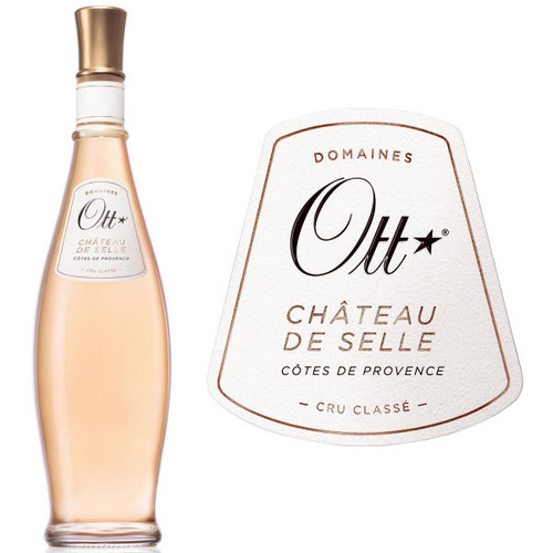 Domaines Ott Chateau de Selle Cotes de Provence Rose
