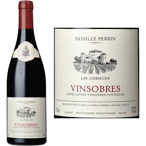Famille Perrin Vinsobres Les Cornuds Rouge