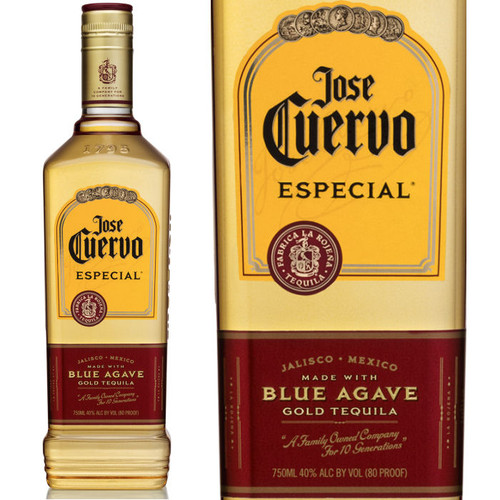 Jose Cuervo Especial Gold 750ml
