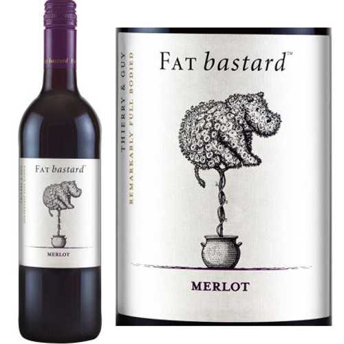 Fat Bastard by Thierry & Guy Merlot