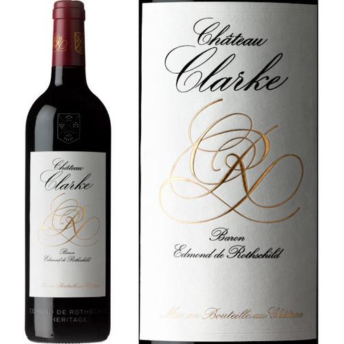 Chateau Clarke Listrac-Medoc Rouge