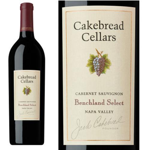 Cakebread Benchland Select Napa Cabernet