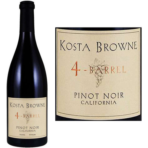 Kosta Browne 4-Barrel California Pinot Noir