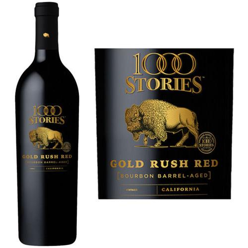 1000 Stories Bourbon Barrel Aged Gold Rush Red Blend
