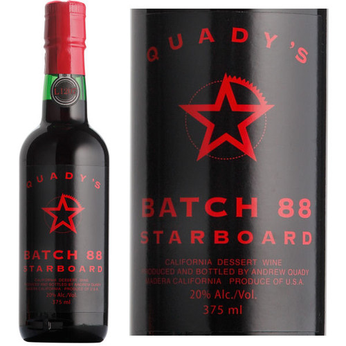 Quady Starboard Batch 88 NV 375ml