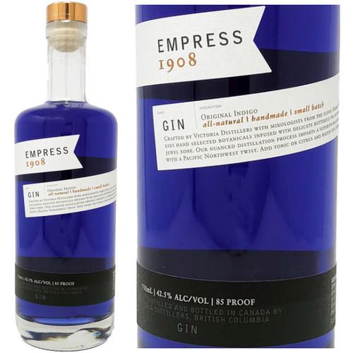Empress 1908 Original Indigo Gin 750ml