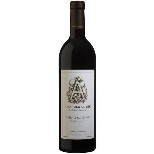 Amapola Creek Estate Sonoma Cabernet