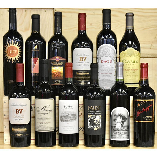 Collectible Cellar Starter Mixed Red Wines