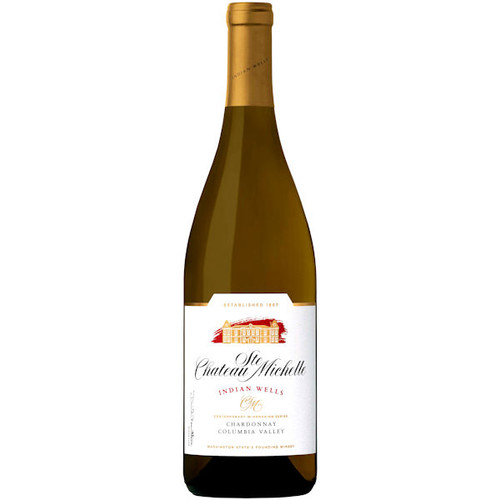Chateau Ste. Michelle Indian Wells Columbia Valley Chardonnay Washington