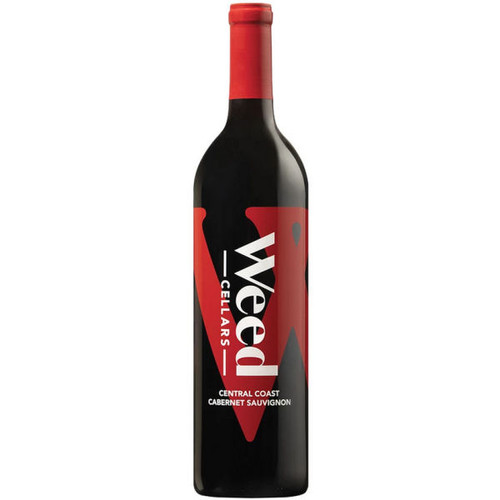 Weed Cellars Central Coast Cabernet