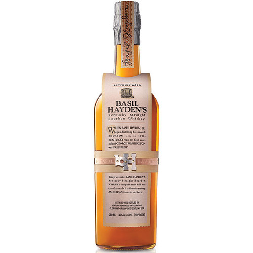 Basil Hayden's WILDSAM Kentucky Straight Bourbon Whiskey 750ml
