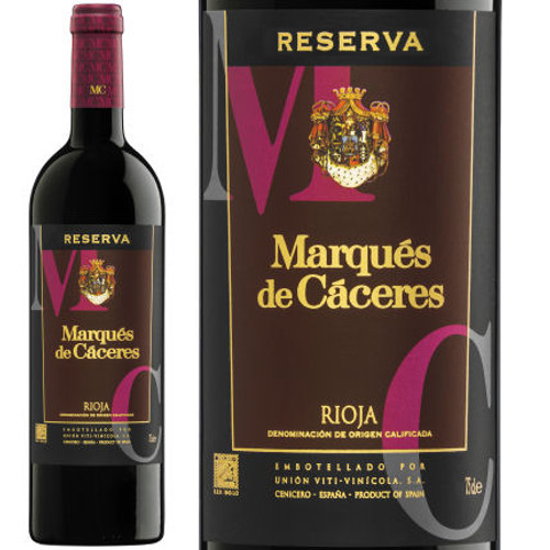 Marques de Caceres Reserva Rioja