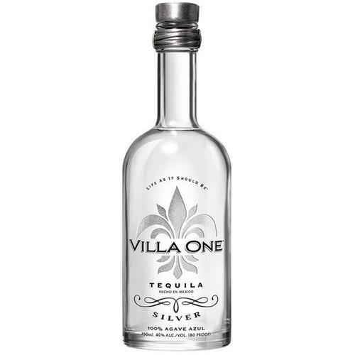 Villa One Silver Tequila 750ml