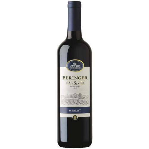 Beringer Main & Vine California Merlot