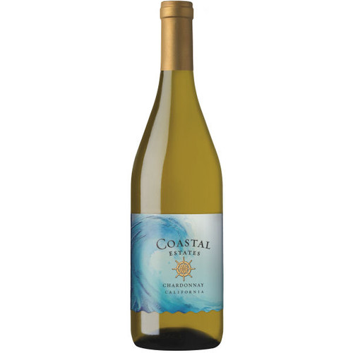Coastal Estates by BV California Chardonnay