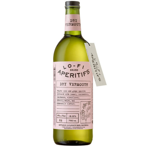 Lo-Fi Apertifs Dry Vermouth