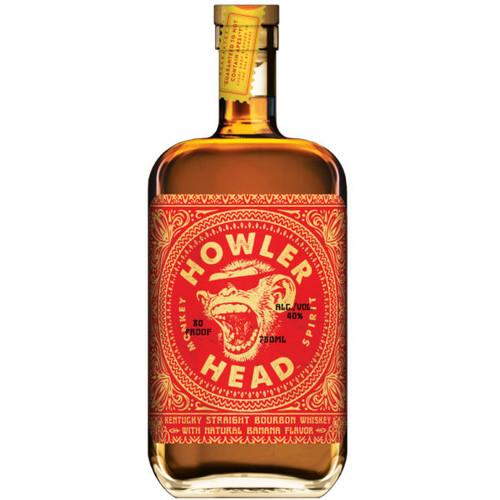 Howler Head Banana Infused Kentucky Straight Bourbon 750ml
