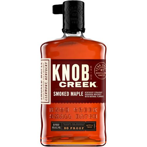 Knob Creek Smoked Maple Kentucky Straight Bourbon Whiskey 750ml