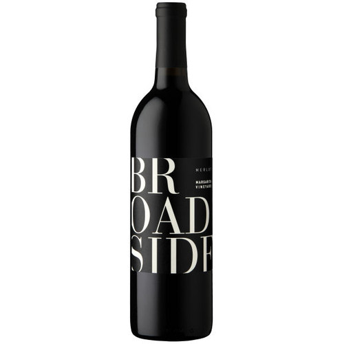 Broadside Margarita Vineyard Paso Robles Merlot