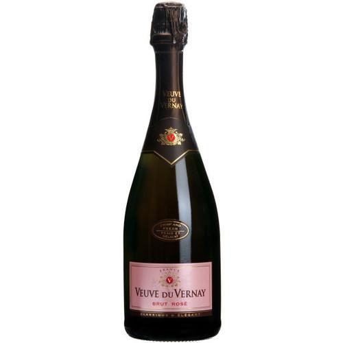 Veuve du Vernay Brut Rose Sparkling Wine NV