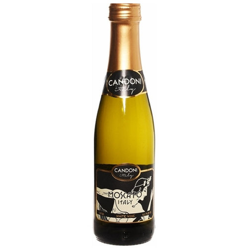 Candoni Sweet Semi-Sparkling Moscato d'Italia IGT NV (Italy)