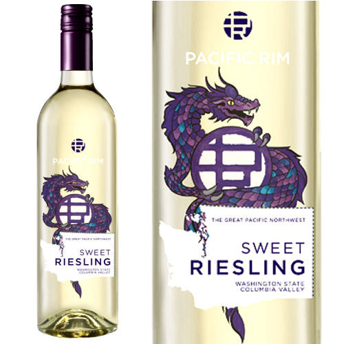 Pacific Rim Columbia Valley Sweet Riesling Washington