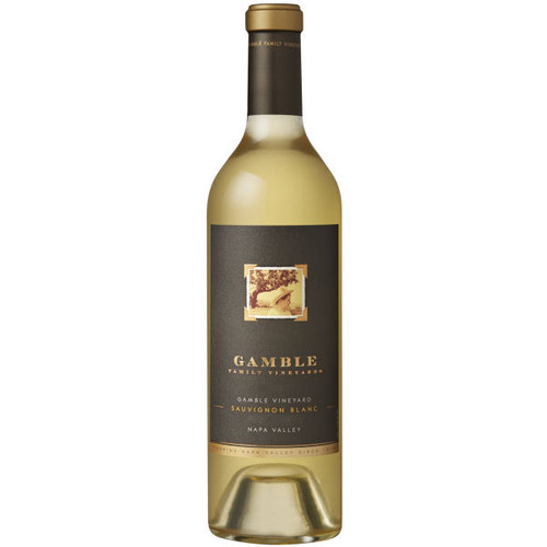 Gamble Family Vineyards Yountville Napa Sauvignon Blanc