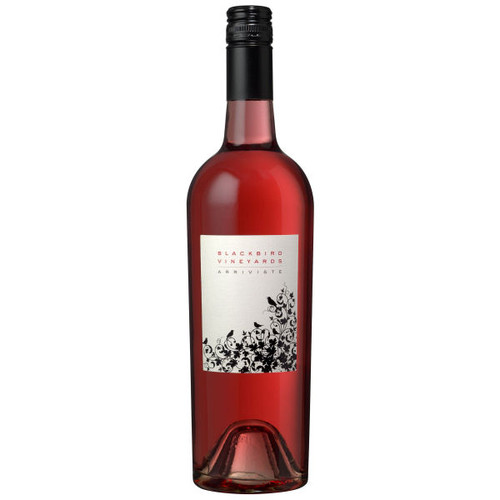 Blackbird Vineyards ARRIVISTE Napa Rose