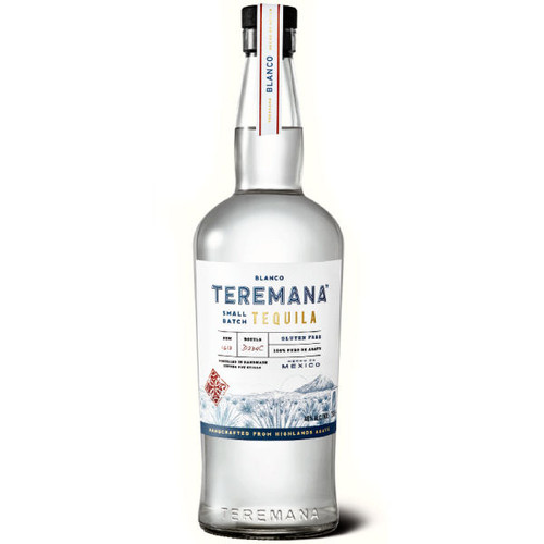 Teremana Small Batch Blanco Tequila 1L