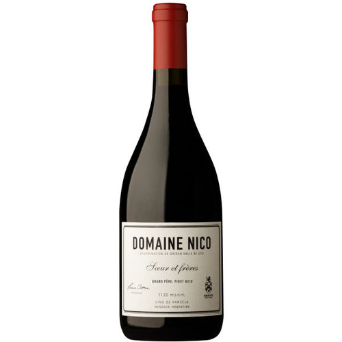 Domaine Nico Grand Pere Mendoza Pinot Noir