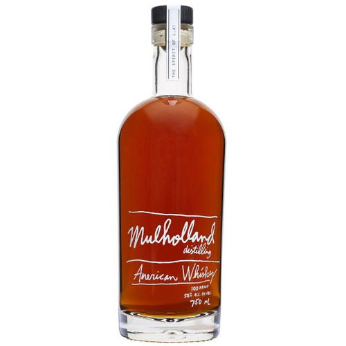 Mulholland Distillery American Whiskey 750ml