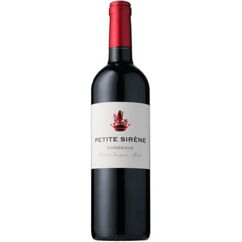 Petite Sirene Bordeaux Cabernet-Merlot