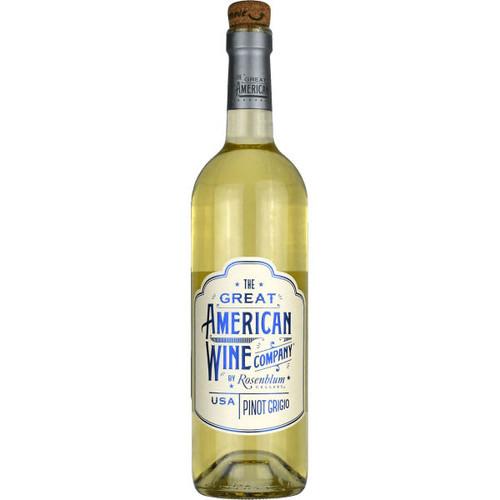The Great American Wine Company by Rosenblum Pinot Grigio