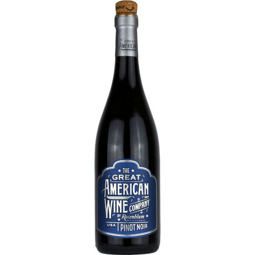 The Great American Wine Company by Rosenblum Pinot Noir