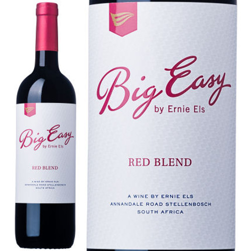 Big Easy by Ernie Els Stellenbosch Red Blend South Africa