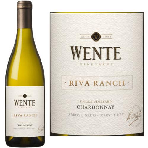 Wente Riva Ranch Arroyo Seco Chardonnay